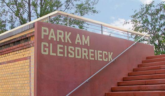 Park am Gleisdreieck